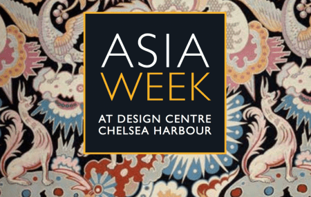 Asia Week at Design Centre, Chelsea Harbour, in association with Asian Art in London, is a multi-dimensional exhibition that will run from 5 until 9 November 2018. Attracting top designers, architects, international collectors and art-lovers, it will celebrate the influence of Asian culture, art and creativity from across the region. Generating a deeper understanding of design from both cultures is at the heart of the events programme. From talks to workshops, masterclasses and discovery tours, they will explore the crossover between East and West.