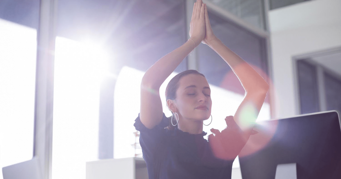 ARTICLE: Top 5 reasons to consider Gyana yoga – so much more than wellness at work