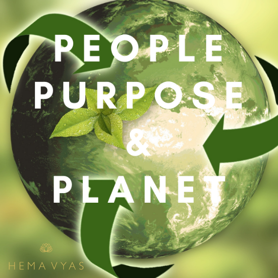 We talk about sustainability and the environment, what about when it comes to people?  Learn about how sustainable kindness matters.